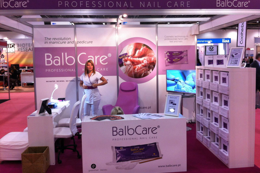 BalbCare w Londynie - Professional Beauty London 2013